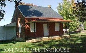 Homeville Meetinghouse